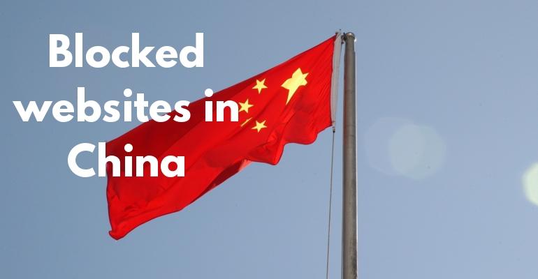 Blokada stron w Chinach