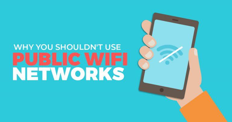Dlaczego nie powinieneś używać publicznego WiFi?
