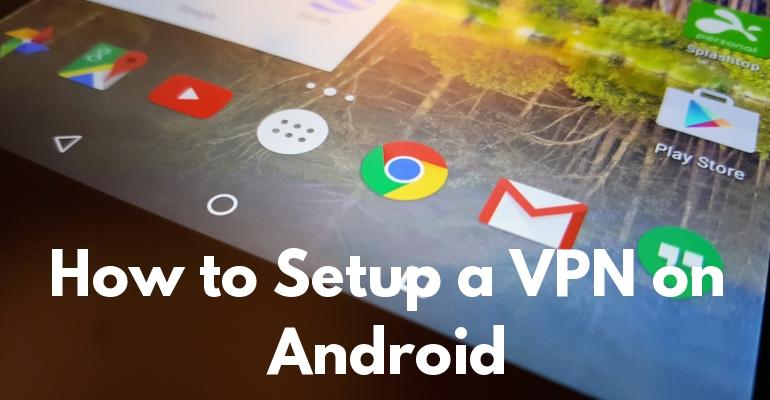 Jak skonfigurować VPN na Androida