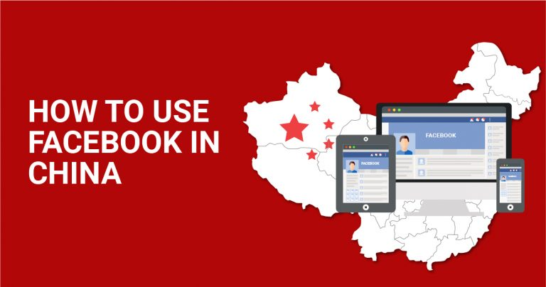 Jak korzystać z Facebooka w Chinach