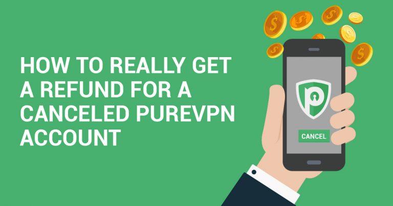 Jak NAPRAWDĘ otrzymać zwrot pieniędzy za anulowane konto PureVPN