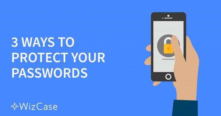 Jak chronić hasła przed ekspozycją w sieci