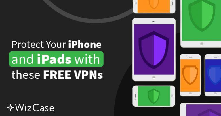 6 najlepszych DARMOWYCH VPN na iPhone'a i iPada