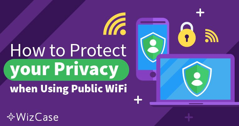 Kłopoty z bezpieczeństwem w przypadku publicznego WiFi Wizcase