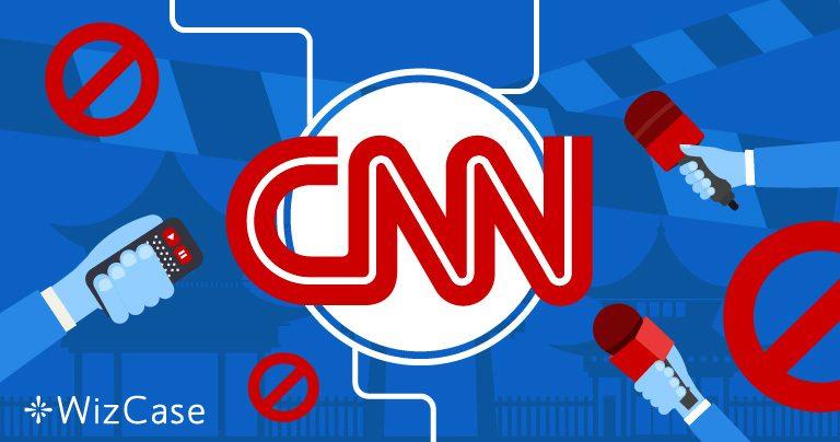 Rząd Chin zakazuje CNN. Oto, jak bezpiecznie oglądać ten kanał
