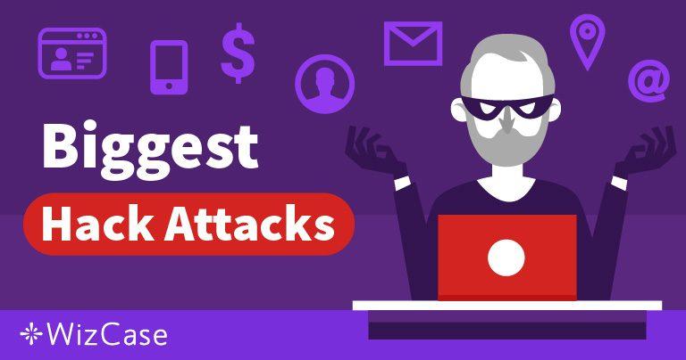 Pierwsza 15 największych ataków hakerskich