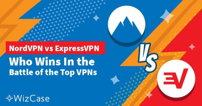 ExpressVPN kontra NordVPN – Test 7 kluczowych czynników i zwycięzca Wizcase