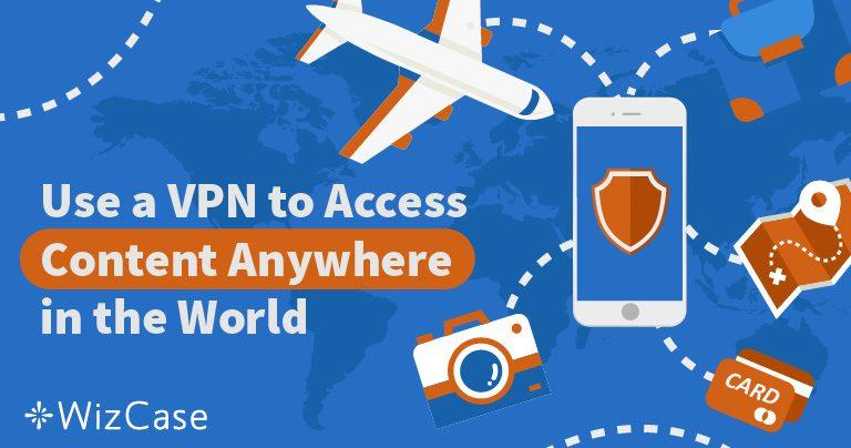 5 najlepszych VPN dla cyfrowych nomadów