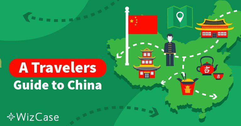 Chiny: przewodnik podróży z nowoczesną technologią na 2019 r