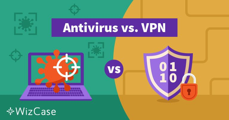 Antywirus a VPN: czy naprawdę potrzebujesz obu