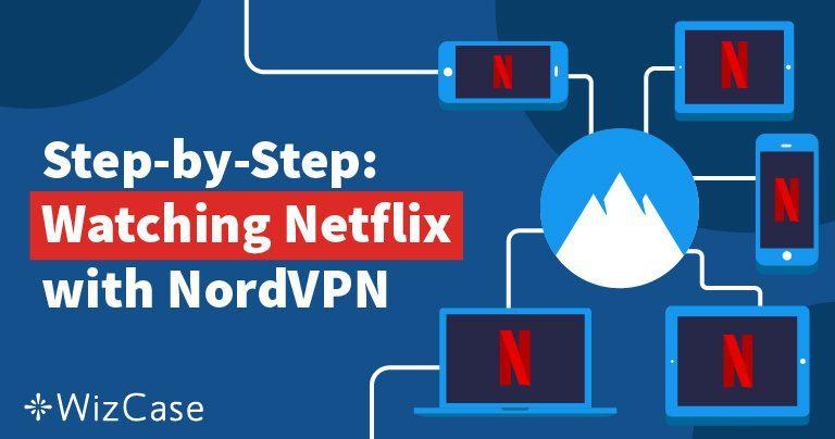 Odblokowanie Netflix dzięki NordVPN jest szybkie, tanie i łatwe