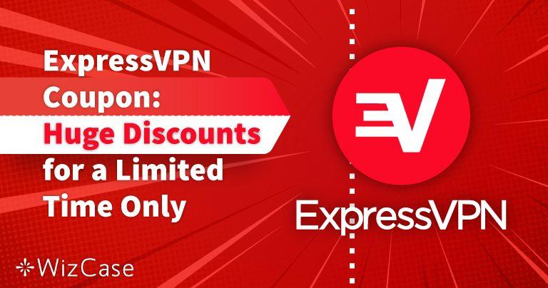 Działający kupon ExpressVPN na 2020 rok: zyskaj do 49% zniżki już dziś!