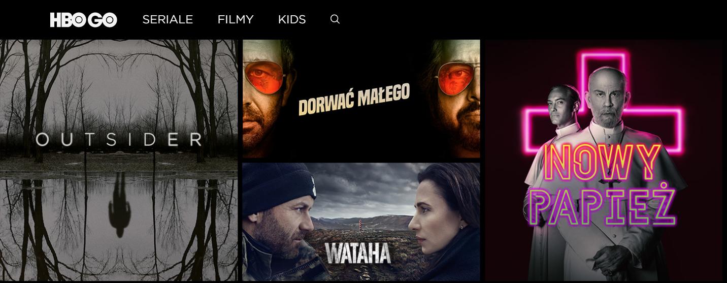 Jak oglądać HBO GO spoza terenu Polski w 2020 roku