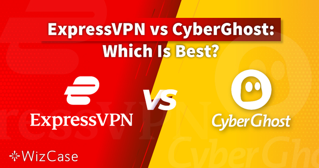 ExpressVPN kontra CyberGhost 2021